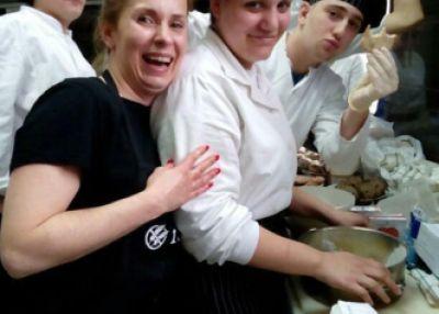 International summer youth culinary camp